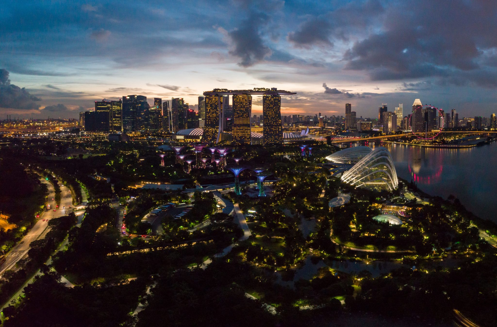 Singapore: A Visionary City-State