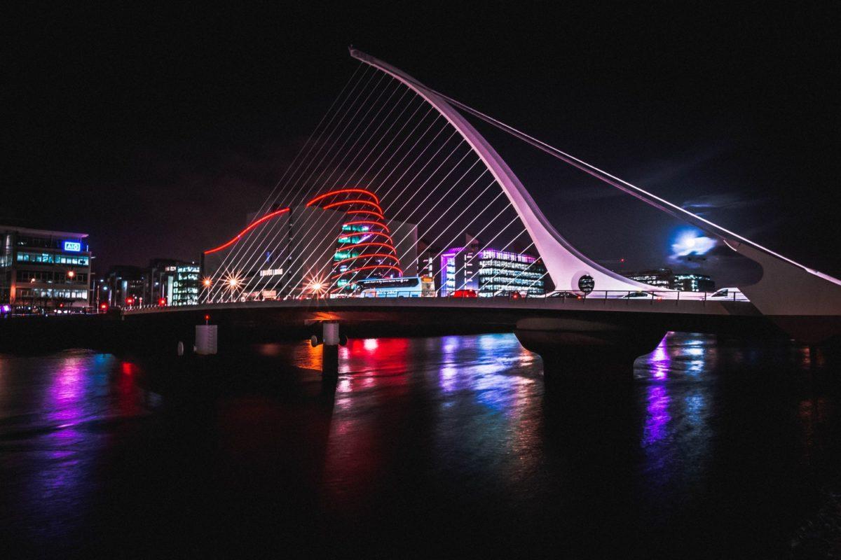 Coinbase opens office in Dublin as a Brexit precaution.